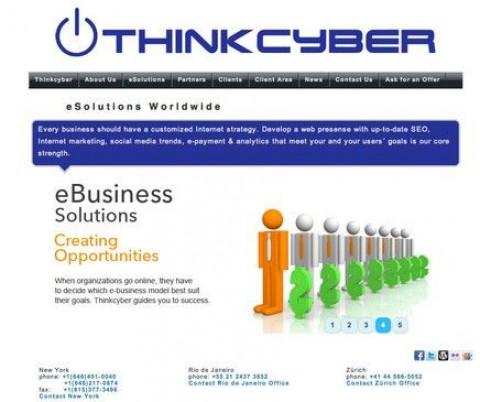 Thinkcyber - Professional Website Designer in New York City