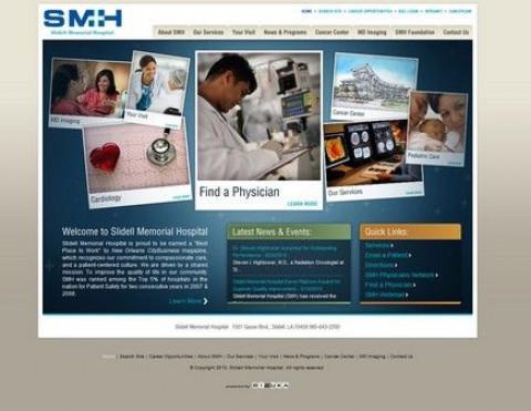 Website Design Firm In Louisiana