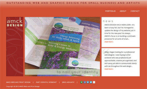 Website Design Firm in Vermont