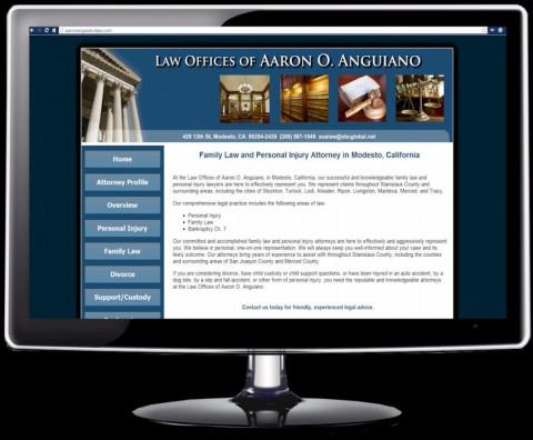 Website Design Firm in Modesto, California (Stanislaus County)