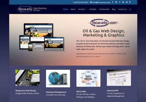 Website Design Firm In New Mexico